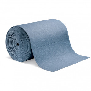 PIG BLUE® Absorbent Mat Rolls - Heavy Weight