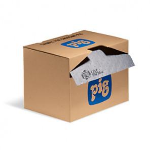 PIG® 4 IN 1® Universal Absorbent Mat Rolls - Medium Weight