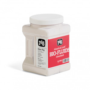 PIG® Absorb-&-Lock® Absorbent - For  Bio Fluids