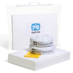 PIG® 30 L Oil-Only Spill Kit in a Clip-Close Bag