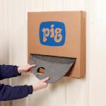 PIG® Universal Barrel Top Mats - Heavy Weight