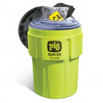 PIG Spill Kits in High-Visibility 360-litre Container