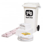 PIG® Oil-Only Mobile Container Spill Kits